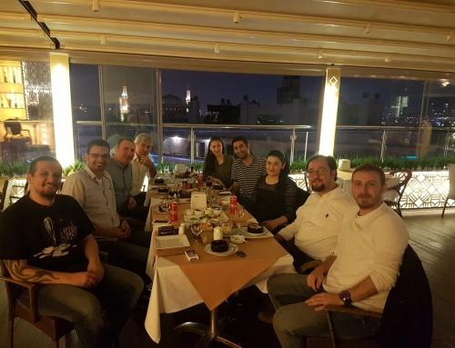 جامعة إسطنبول كولتور تلبى دعوة الإفطار المقدمة من مجموعة اوكى تمام