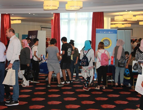 ختام معرض الجامعات التركية في لبنان.. أكثر من 3700 زائر