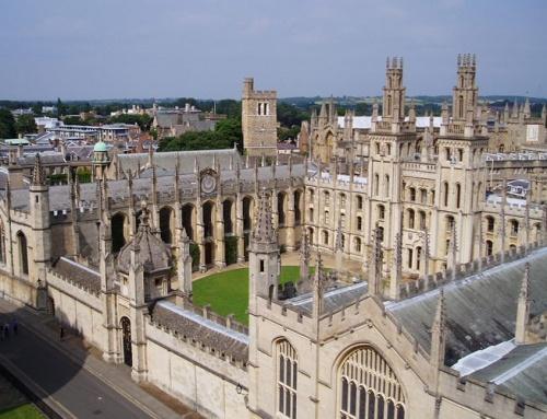 منحة  Allen Senior لدراسة الماجستير والدكتوراه في الموسيقى جامعة Oxford بالمملكة المتحدة