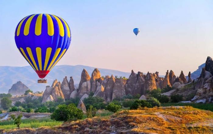 أشهر 10 مناطق سياحية في تركيا