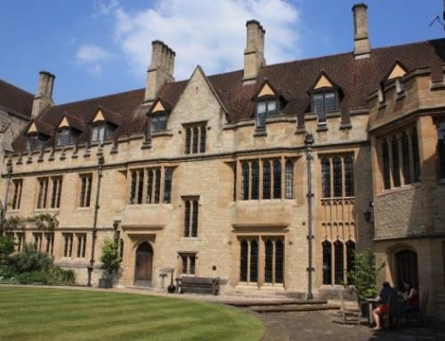 منحة لدراسة الماجستير مقدمة من كلية St Cross بجامعة Oxford في المملكة المتحدة