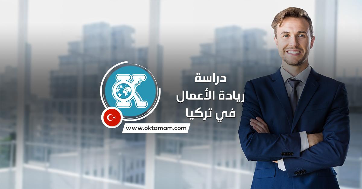 دراسة ريادة الأعمال في تركيا