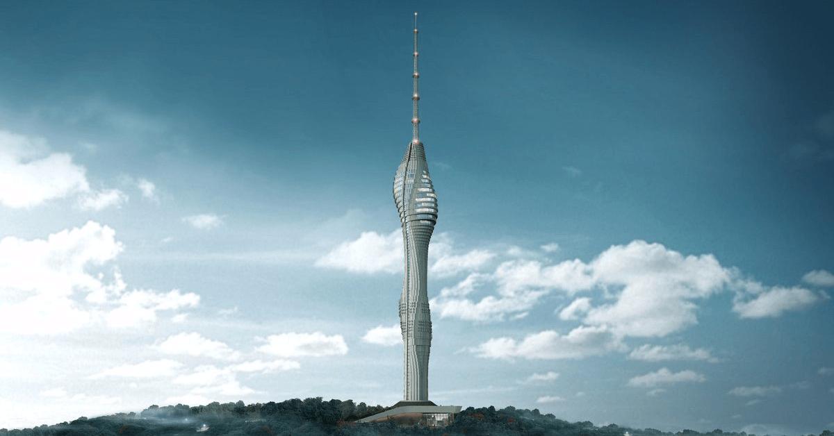 برج تشامليجا Çamlıca Tower