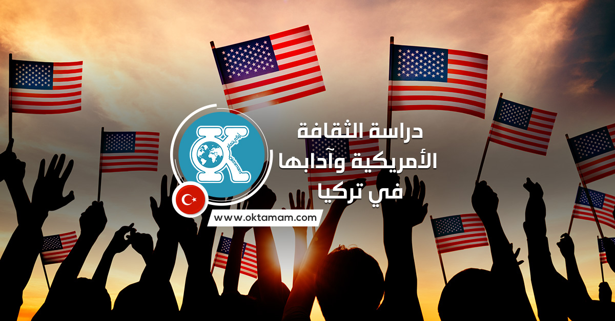 دراسة الثقافة الأمريكية وآدابها في تركيا